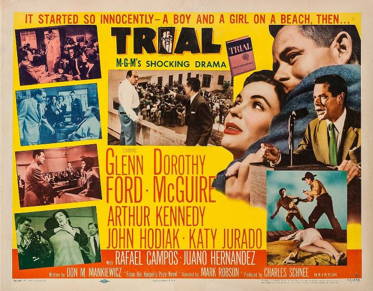 Image result for trial 1955