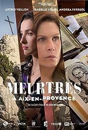 Meurtres à Aix-en-Provence Poster