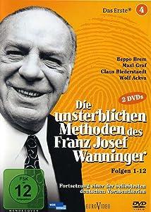 Downloads für DVD-Filme Die unsterblichen Methoden des Franz Josef Wanninger: Lieblose Erinnerungen by Theo Mezger [mp4] [BluRay] [XviD]