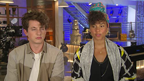 The Voice: Alicia Keys And Charlie Puth