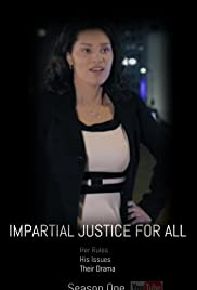 Impartial Justice for All Poster