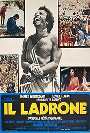 Il ladrone(1980) Poster - Movie Forum, Cast, Reviews