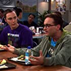 Johnny Galecki and Jim Parsons in The Big Bang Theory (2007)