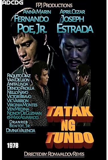 Watch Tatak ng Tundo (1978)