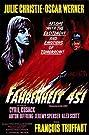 Fahrenheit 451 (1966) Poster