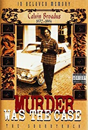 Snoop Doggy Dogg: Murder Was the Case Poster