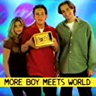 Danielle Fishel, Ben Savage, and Will Friedle in Boy Meets World (1993)