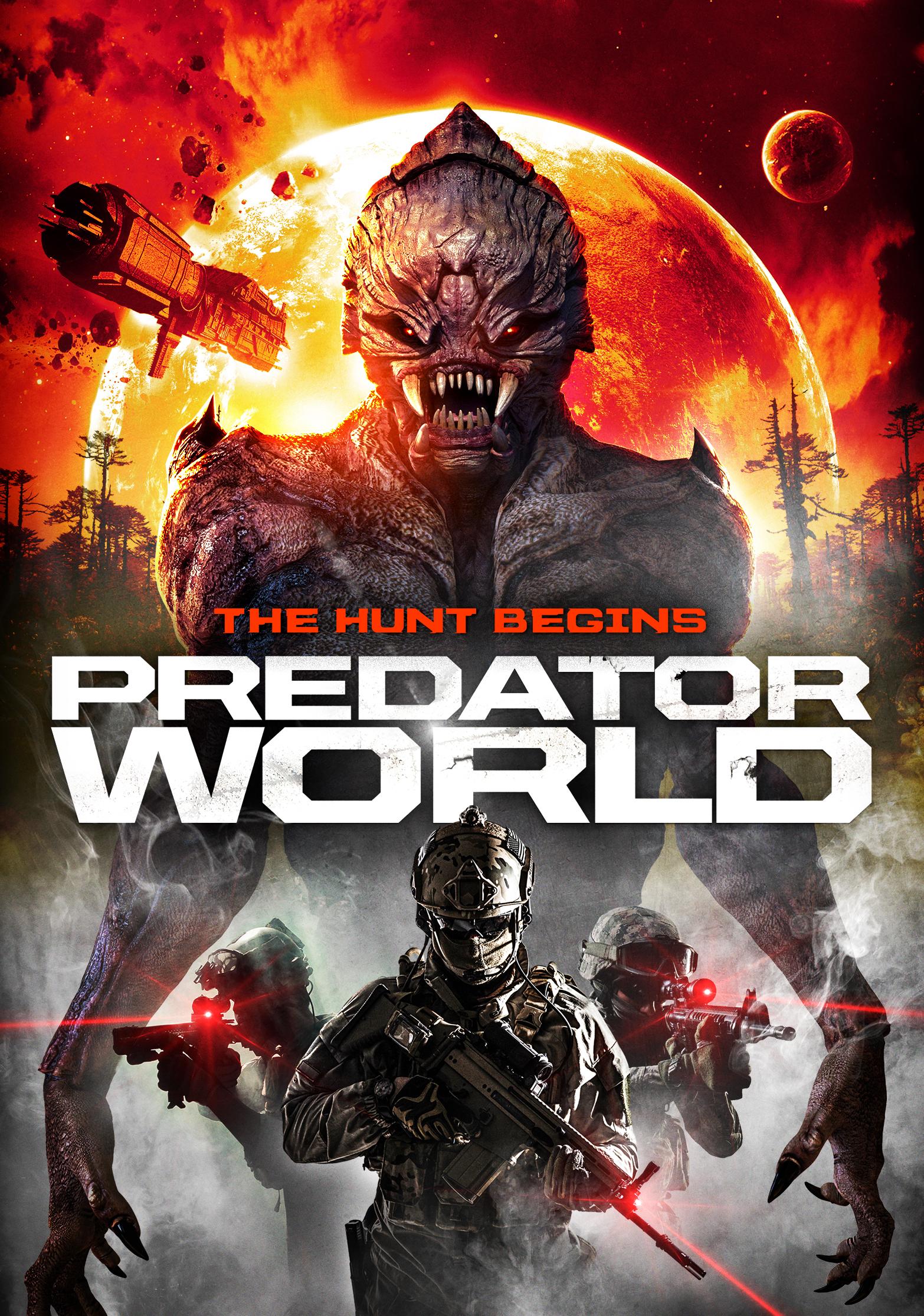 Predator World (2017) - IMDb