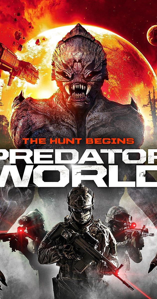Subtitle of Predator World