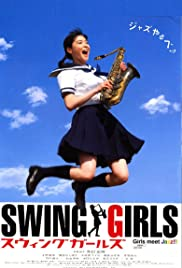 Swing Girls Poster