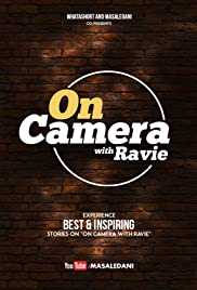 On Camera with Ravie Poster