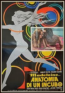 Best free movie downloads Madeleine, anatomia di un incubo [1920x1600]