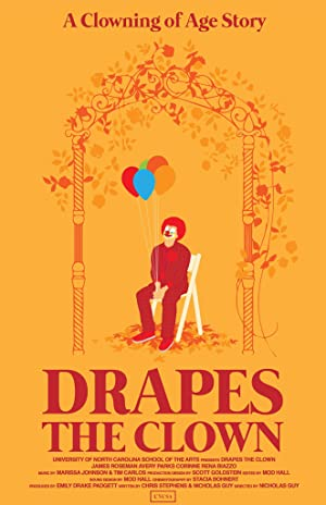 Drapes, The Clown Poster