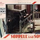 Anna Q. Nilsson, H.B. Warner, and Louis Wolheim in Sorrell and Son (1927)