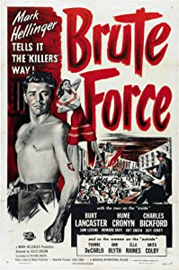 Downloading movies websites for free Brute Force by Jules Dassin 2160p]