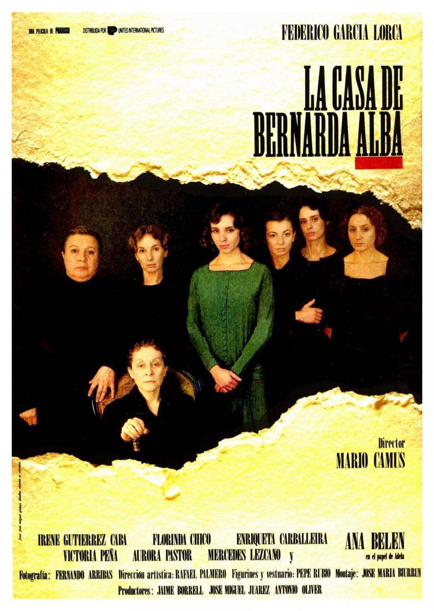 La casa de Bernarda Alba (1987)