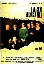 The House of Bernarda Alba(1987) Poster - Movie Forum, Cast, Reviews