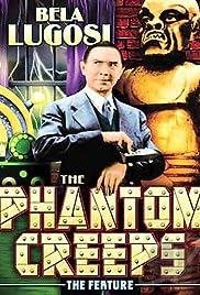 The Phantom Creeps Poster