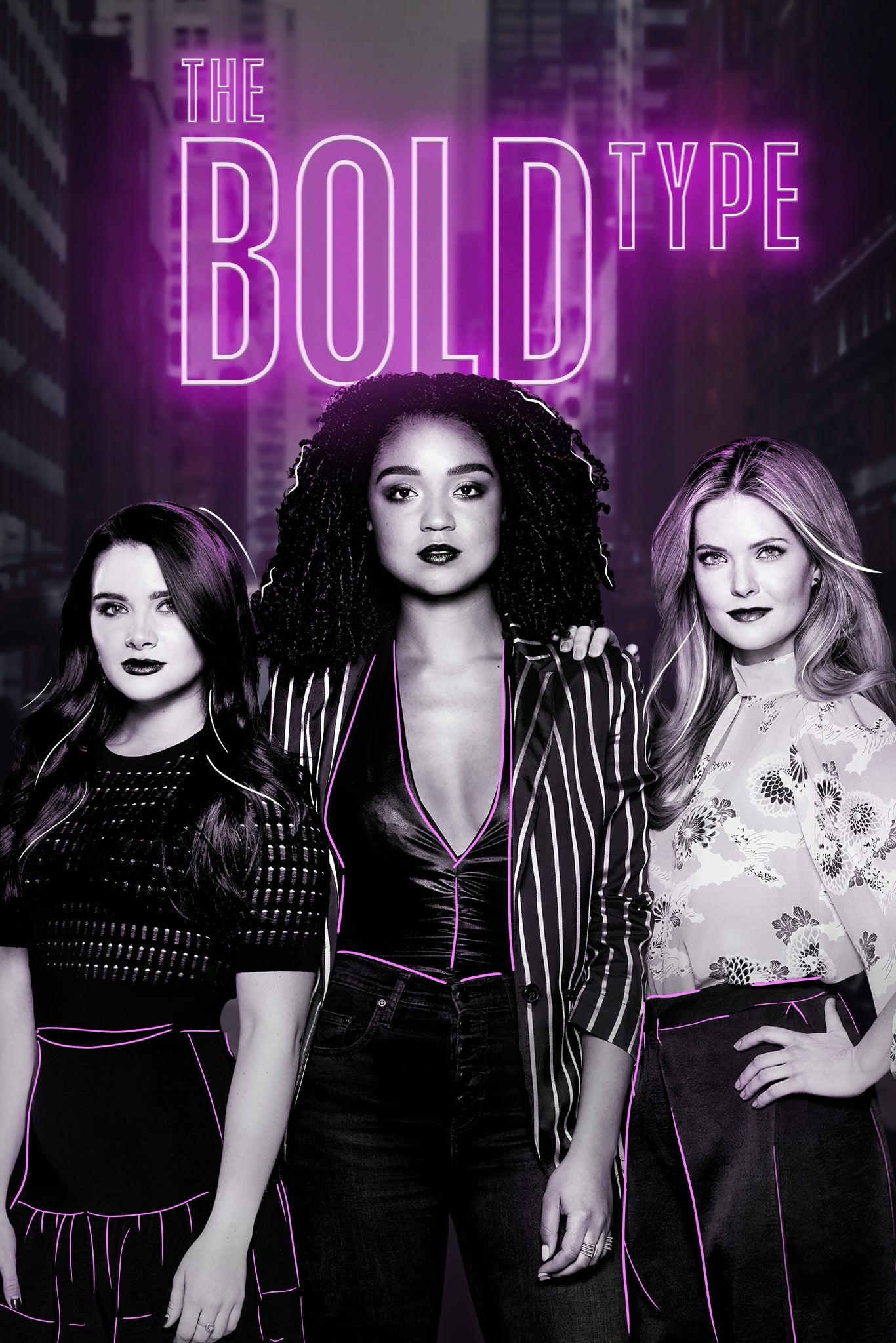 The Bold Type movie poster