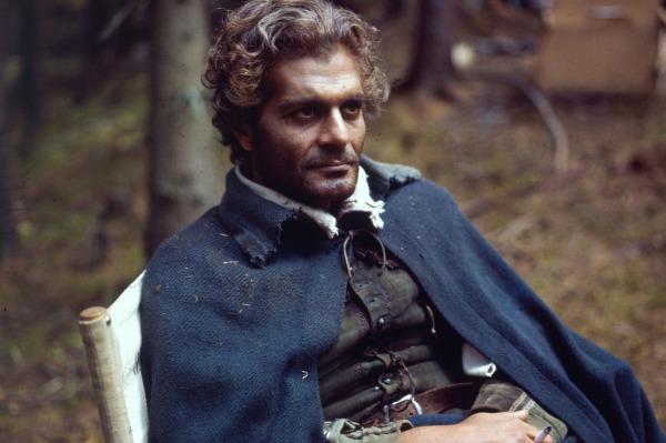Omar Sharif in The Last Valley (1971)