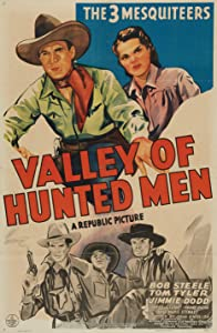 Valley of Hunted Men by