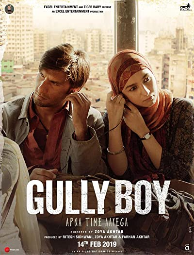 Gully Boy 2019 Full Hindi Movie Download 400MB 480p BluRay