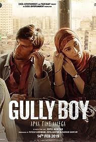 Alia Bhatt and Ranveer Singh in Gully Boy (2019)