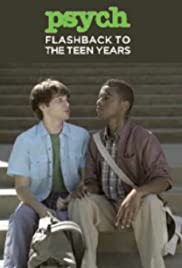 Psych: Flashback to the Teen Years Poster