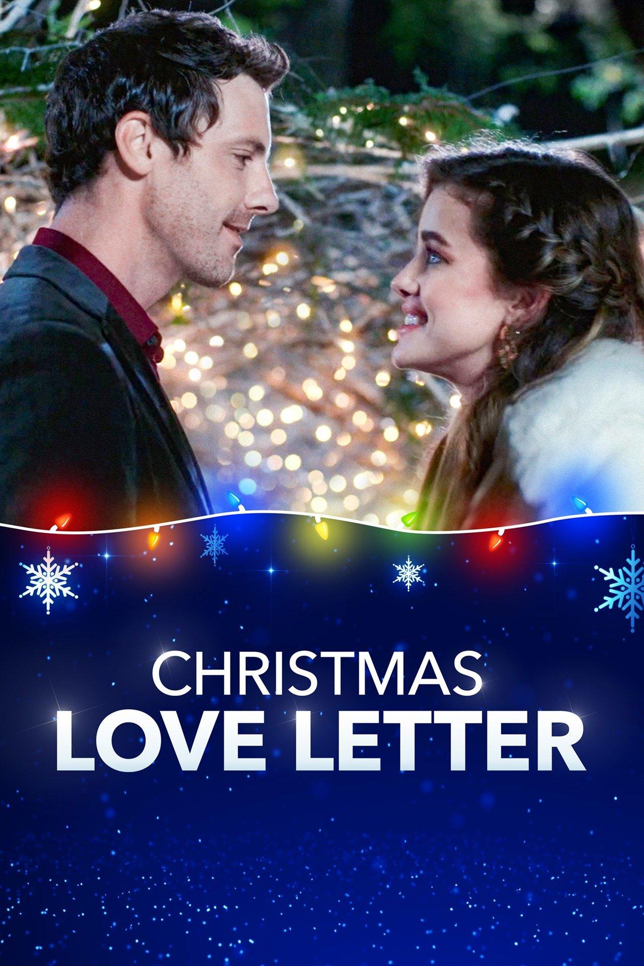 Christmas Love Letter Tv Movie 2019 Imdb