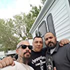 Frankie Loyal, Joseph Raymond Lucero, and Vincent Vargas in Mayans M.C. (2018)