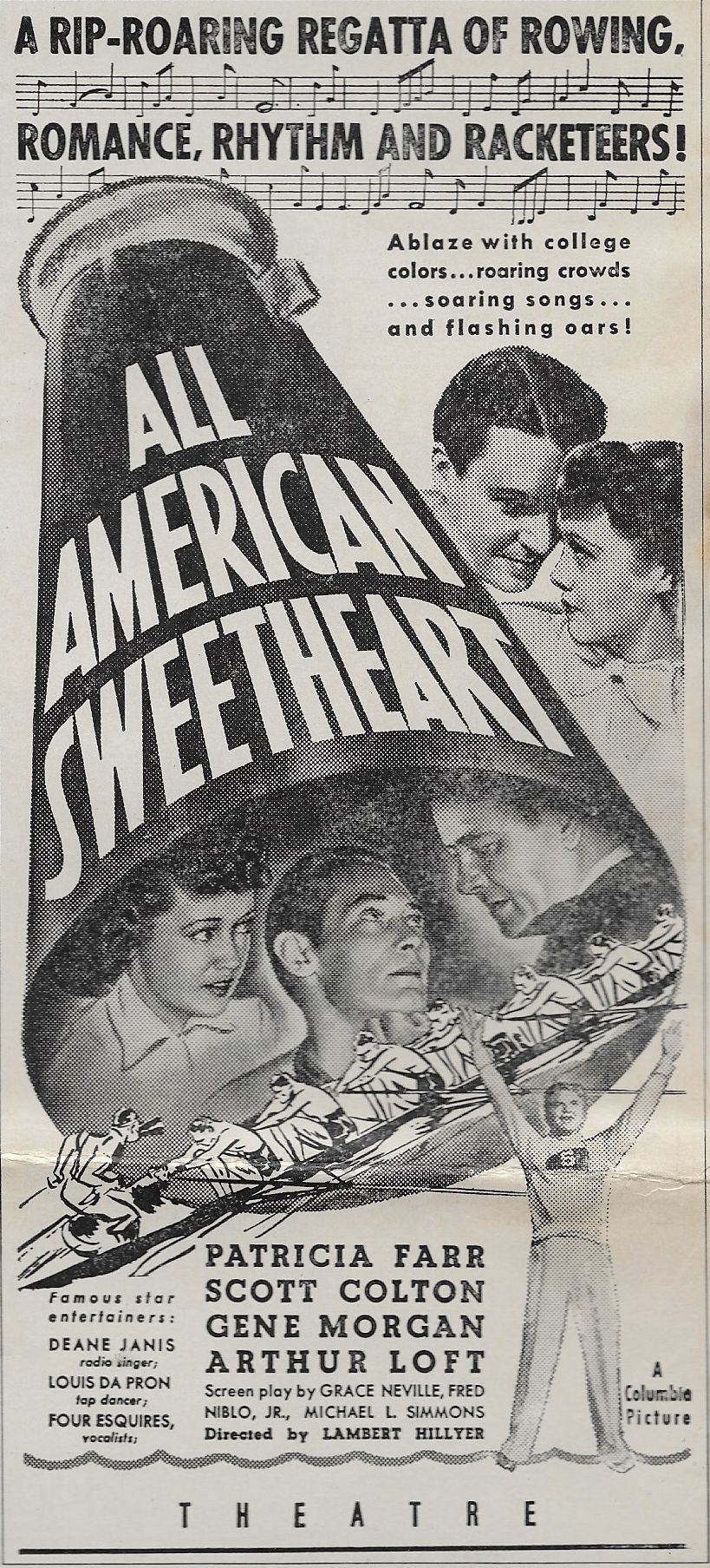 All American Sweetheart