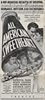 All American Sweetheart (1937) Poster