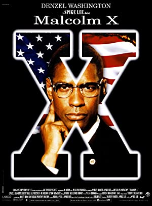 Malcolm X Poster Image