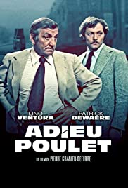 The French Detective Poster