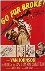 Go for Broke! (1951) Poster