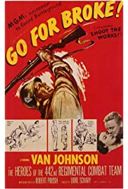 ##SITE## DOWNLOAD Go for Broke! (1951) ONLINE PUTLOCKER FREE