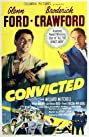 Convicted (1950) Poster