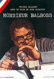 Monsieur Balboss Poster