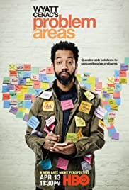 Wyatt Cenac's Problem Areas Poster