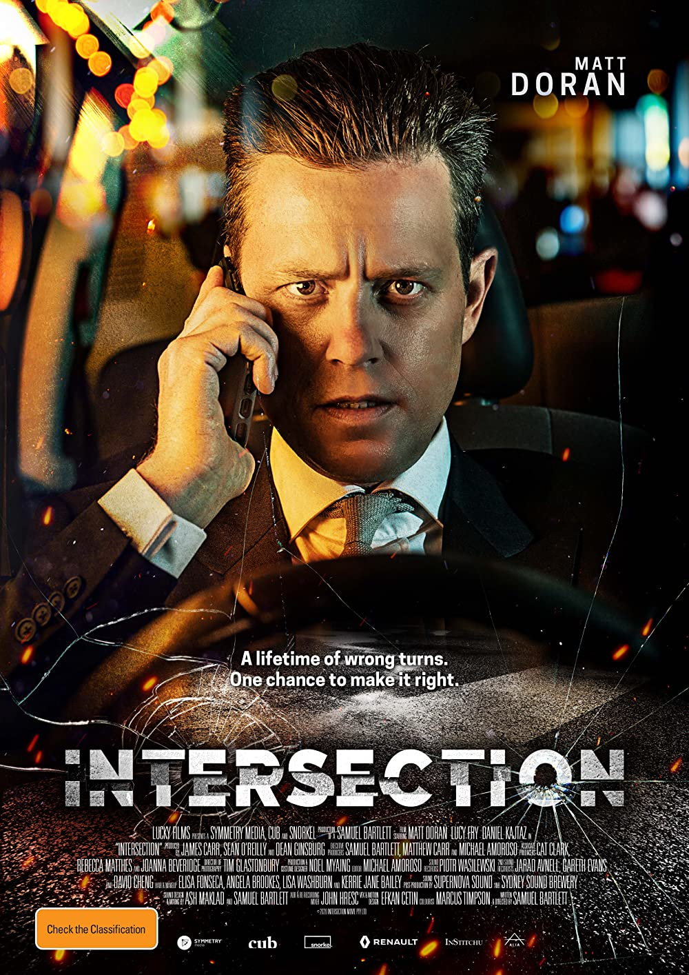 Intersection 2020 English 720p HDRip 797MB | 300MB Download