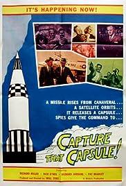 Capture That Capsule (1961) starring Richard Jordahl on DVD on DVD