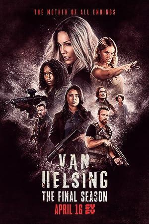 Van Helsing 5x01 - Past Tense