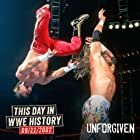 Adam Copeland and Eddie Guerrero in WWE Unforgiven (2002)