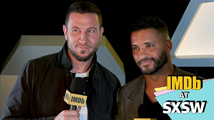 "IMDb hangs with cast of ""American Gods"" at the House on the Rock at SXSW Film Festival in Austin. Stars Ricky Whittle and Pablo Schreiber reveal the one word that best describes the second season."