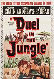 Duel in the Jungle Poster