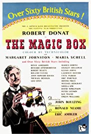 The Magic Box (1951) Poster - Movie Forum, Cast, Reviews