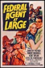 Federal Agent at Large (1950) Poster