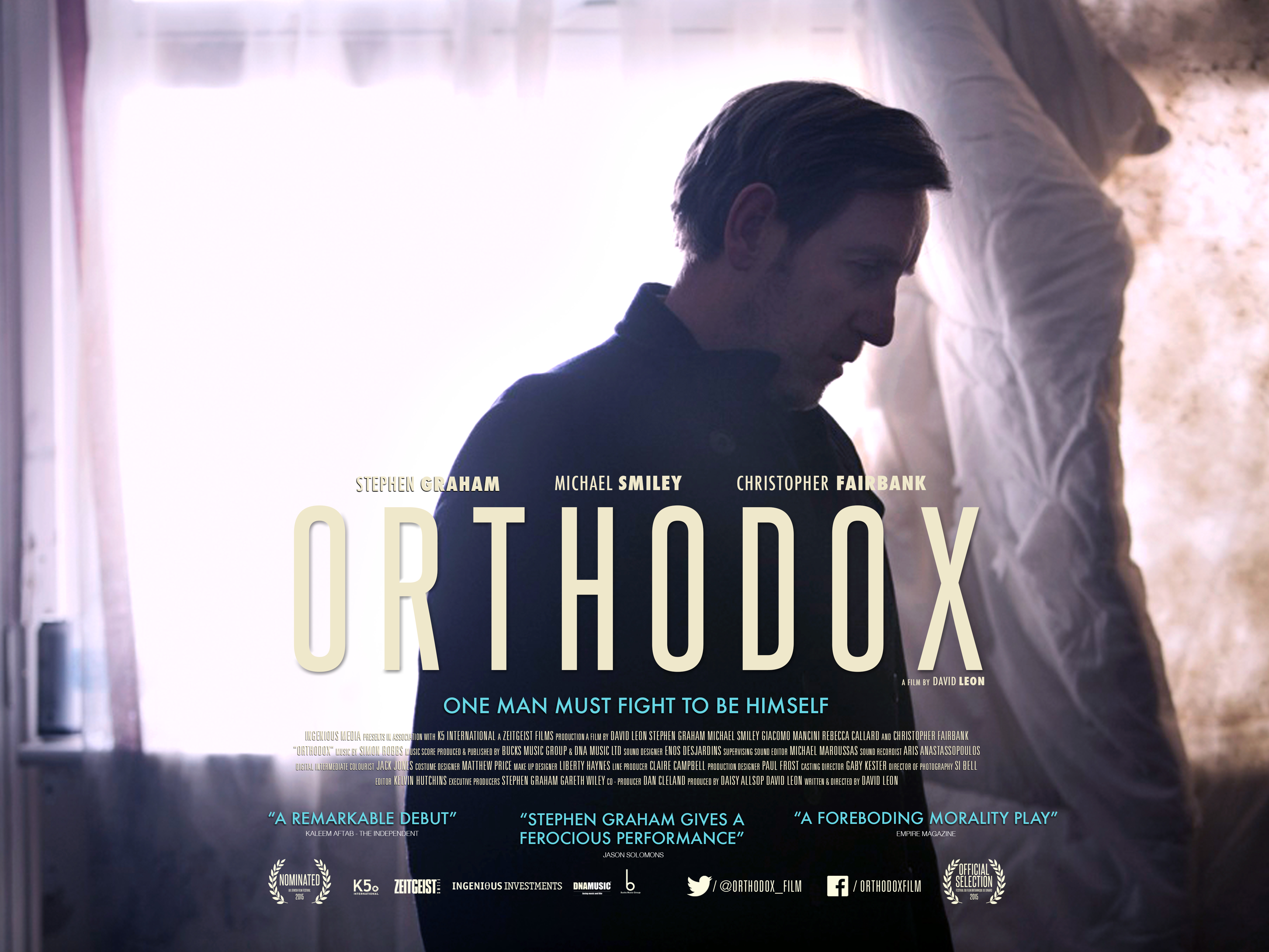 Michael Smiley in Orthodox (2015)