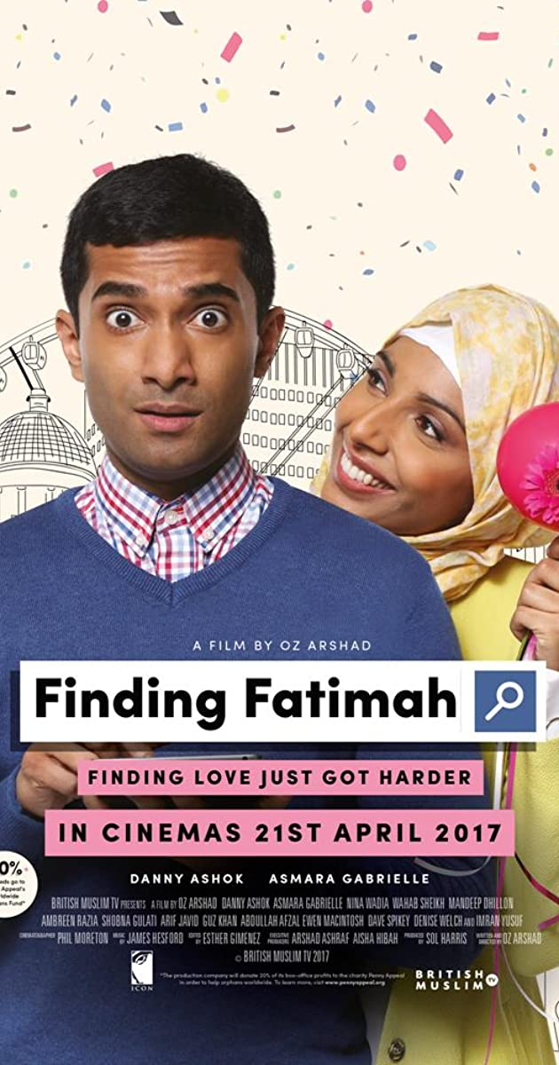 Subtitle of Finding Fatimah