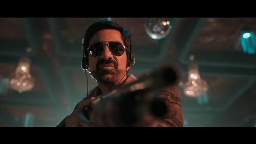 Disco Raja Movie Teaser